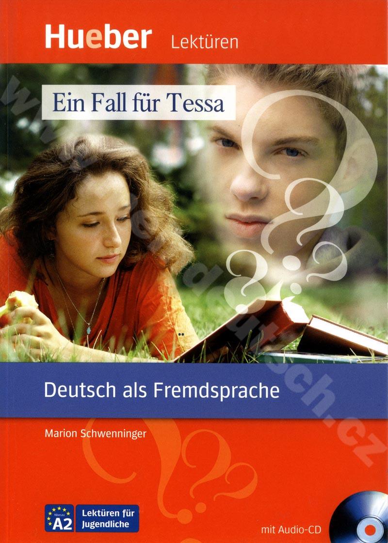 Ein Fall für Tessa - německá četba v originále s CD (úroveň A2)