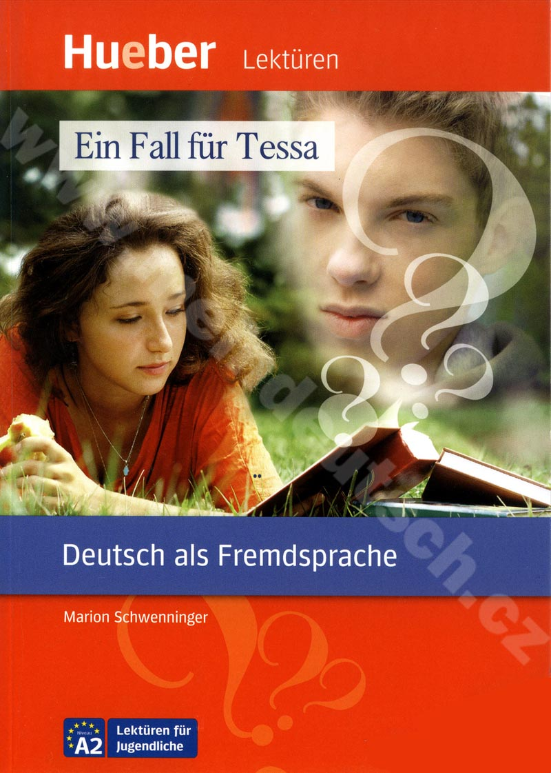 Ein Fall für Tessa - německá četba v originále (úroveň A2)