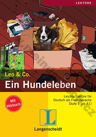 Leo & Co., Stufe 1 - Ein Hundeleben - četba + CD