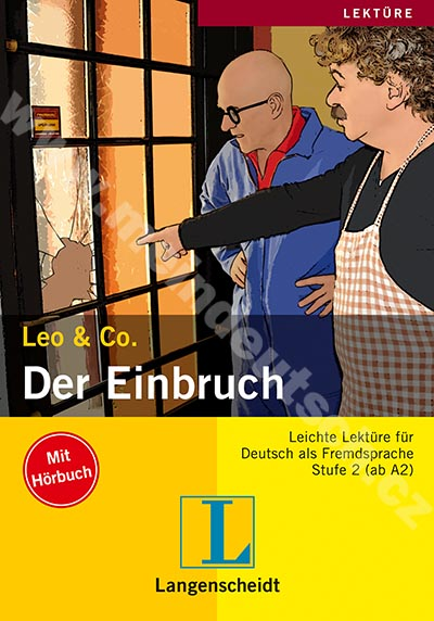 Leo & Co., Stufe 2 - Liebe im Mai - četba + CD