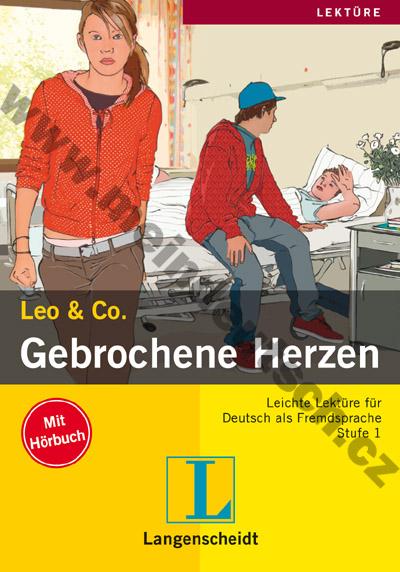 Leo & Co., Stufe 1 - Gebrochene Herzen - četba + CD