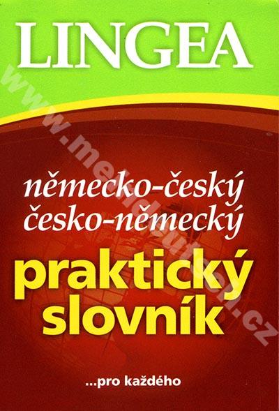 LINGEA - německo-český / česko-německý praktický slovník