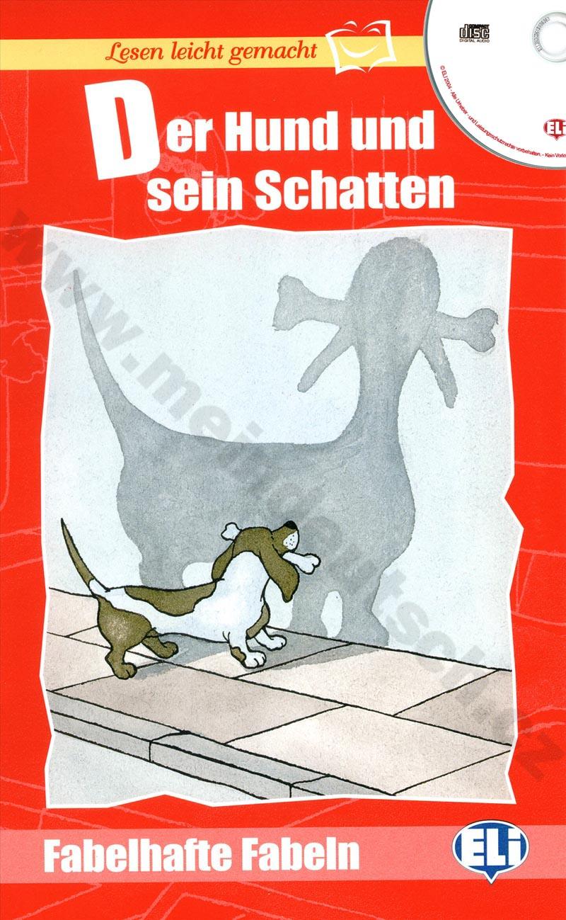 Der Hund und sein Schatten - zjednodušená četba v němčině vč. CD