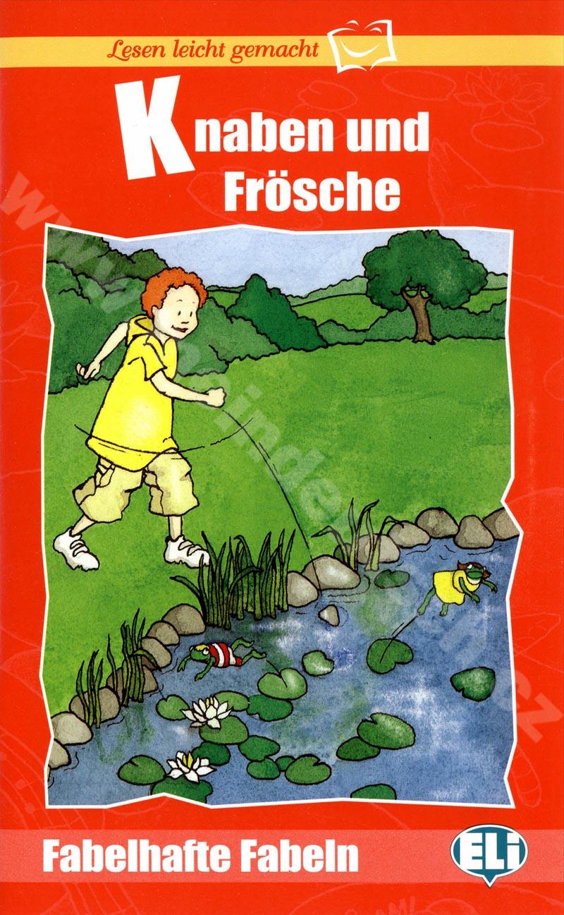 Knaben und Frösche - zjednodušená četba v němčině