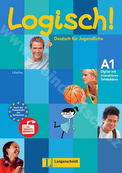 Logisch! A1 - digitální paket pro interaktivní tabule (CD-ROM)