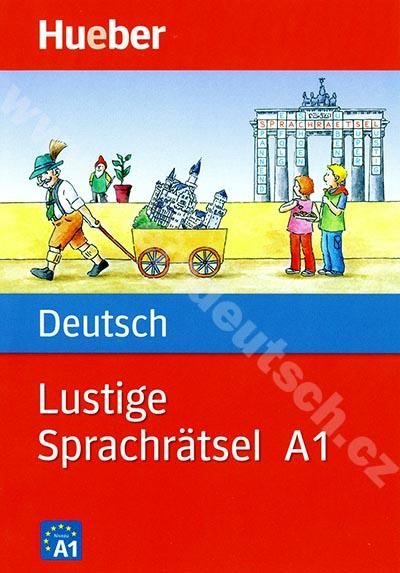 Lustige Sprachrätsel - německé jazykové hlavolamy pro děti