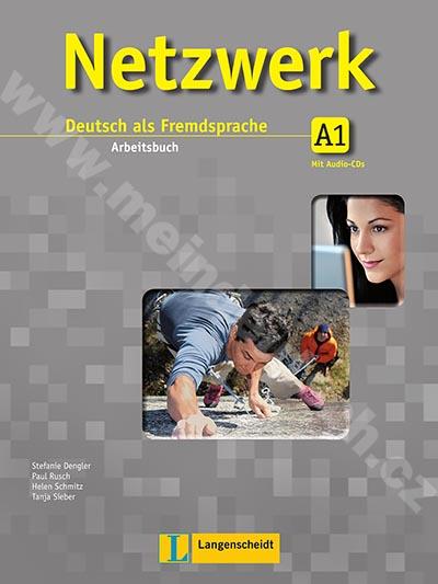 Netzwerk A1 - pracovní sešit němčiny vč. 2 audio-CD