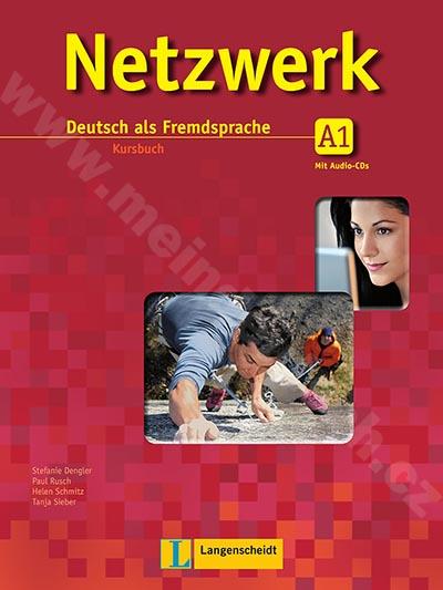 Netzwerk A1 - učebnice němčiny vč. 2 audio-CD