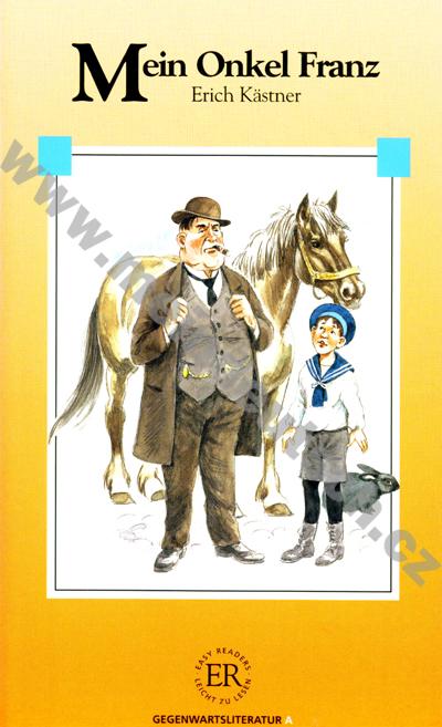 Fotografie Mein Onkel Franz - zjednodušená četba v němčině, skupina A