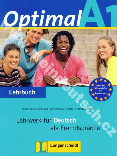 Optimal A1 - 1. díl učebnice němčiny