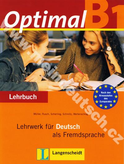 Optimal B1 - 3. díl učebnice němčiny