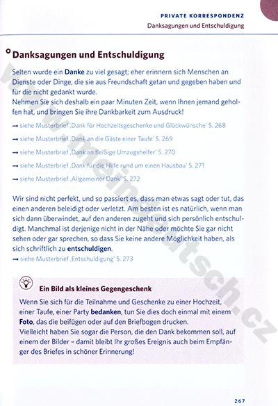 Briefe Schreiben Tablet : NĚmČina pons briefe schreiben příručka německé