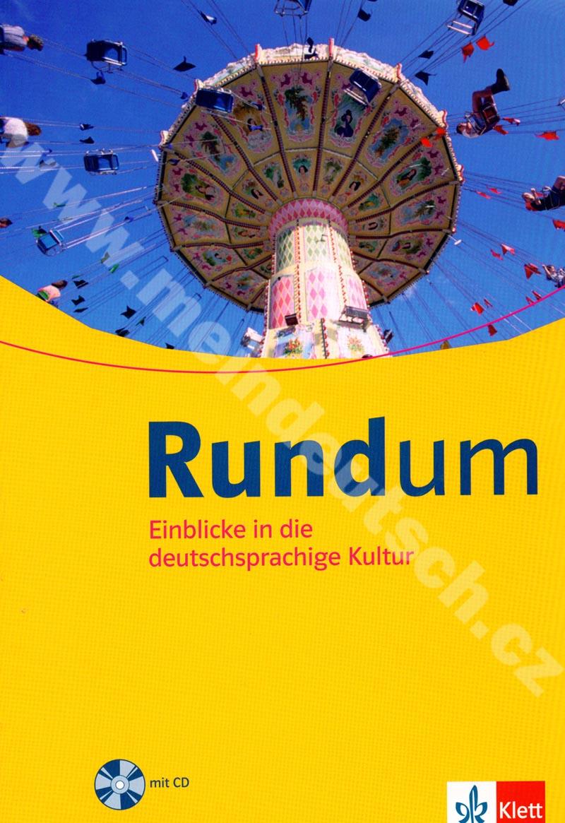Rundum - učebnice německých reálií pro mládež vč. audio-CD