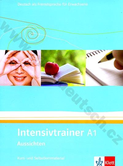 Aussichten Intensivtrainer A1 – doplňková cvičebnice němčiny
