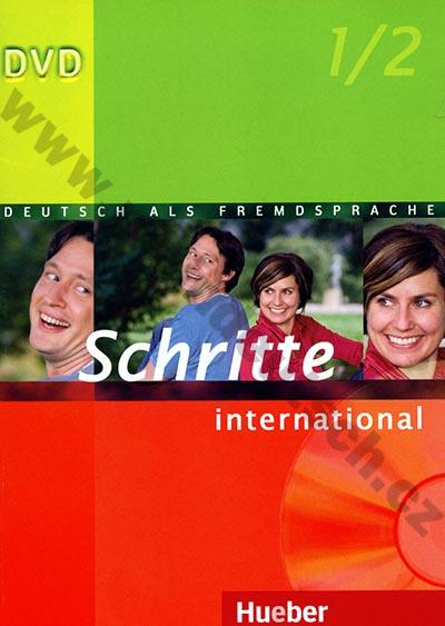 Schritte international, díl 1-2, DVD k učebnici
