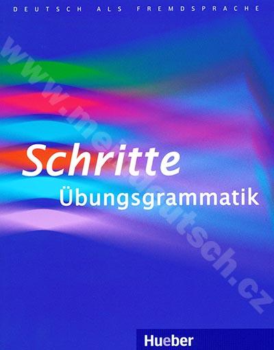 Schritte international, díl 1-6, německá procvičovací gramatika
