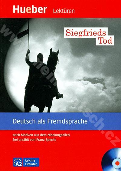 Siegfrieds Tod - německá četba v originále s CD (úroveň A2)