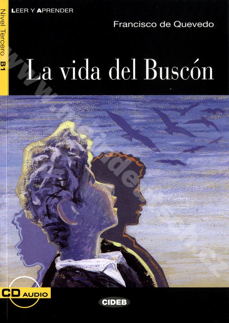 La vida del Buscón - zjednodušená četba B1 ve španělštině vč. CD