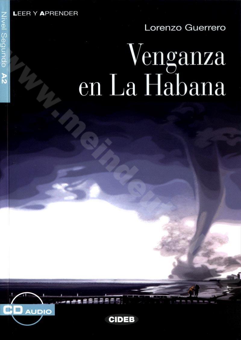 Venganza en La Habana - zjednodušená četba A2 ve španělštině vč. CD