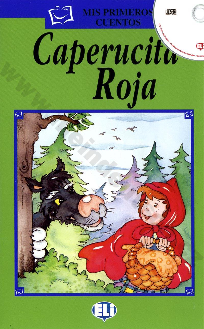 Caperucita Roja - zjednodušená četba vč. CD ve španělštině pro děti