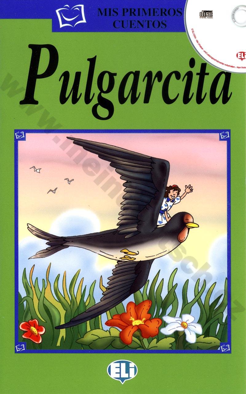 Pulgarcita - zjednodušená četba vč. CD ve španělštině pro děti