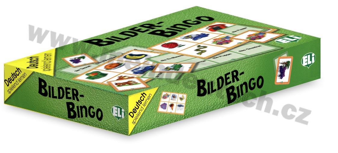 Bilder-Bingo - didaktická hra do výuky němčiny
