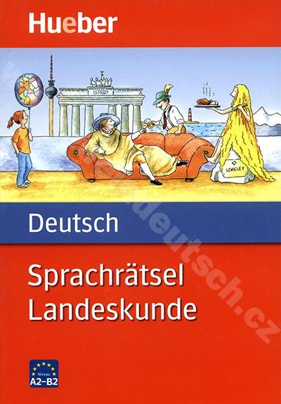 Sprachrätsel Deutsch Landeskunde - hádanky a kvizy k německým reáliím
