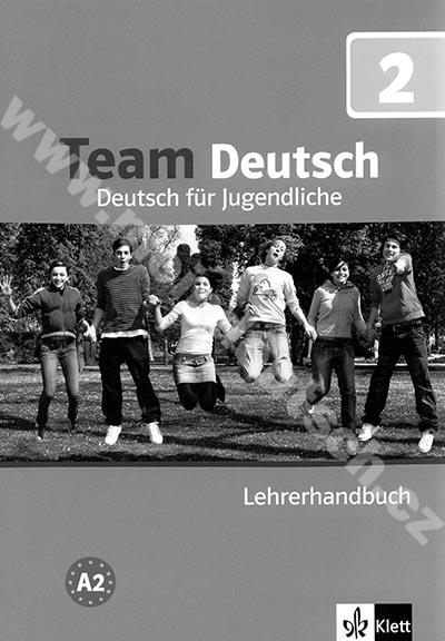 Team Deutsch 2 – metodická příručka (D verze)