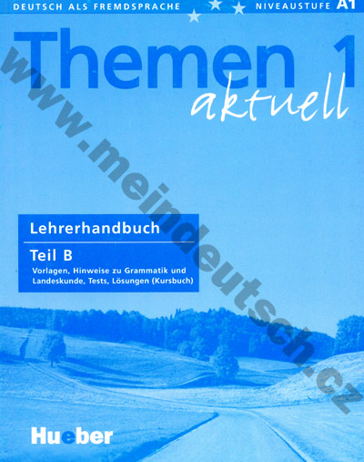 Themen aktuell 1 - metodická příručka B