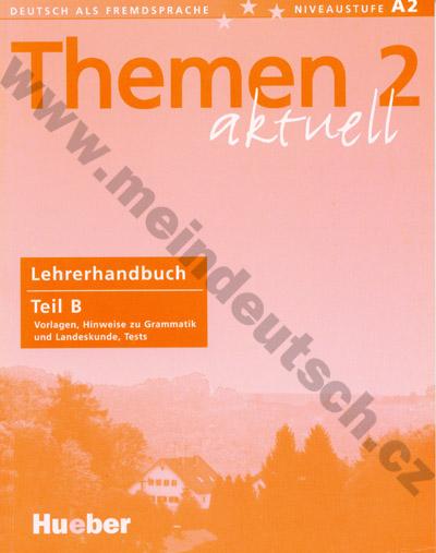 Themen aktuell 2 - metodická příručka B