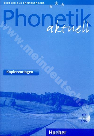 Themen 1 - Phonetik aktuell - pracovní listy k fonetice s 2 audio-CD