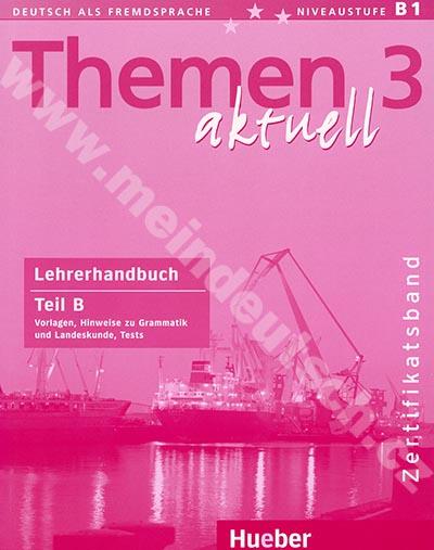 Themen aktuell 3 - metodická příručka B