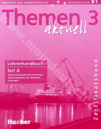 Themen aktuell 3 - metodická příručka A