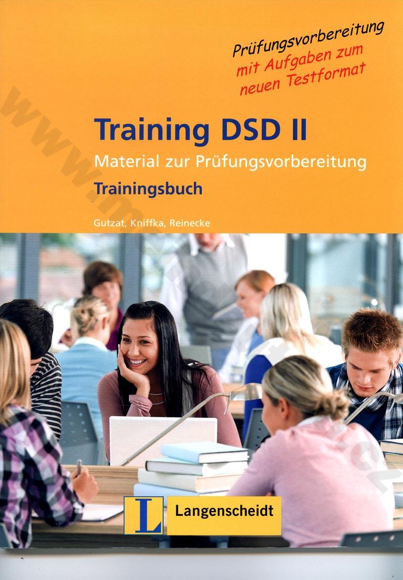 Training DSD II Prüfungsvorbereitung - příprava na certifikát + CD