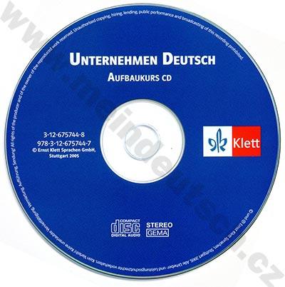 Unternehmen Deutsch Aufbaukurs - 2 CD k učebnici
