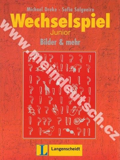 Wechselspiel Junior - materiál pro párovou práci v němčině
