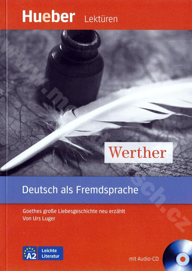 Werther - německá četba v originále s CD (úroveň A2)