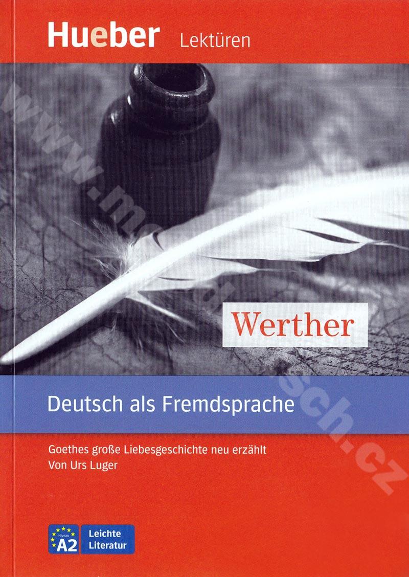 Werther - německá četba v originále (úroveň A2)