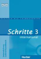 Schritte international 3 - interaktivní metodická příručka (metodika)