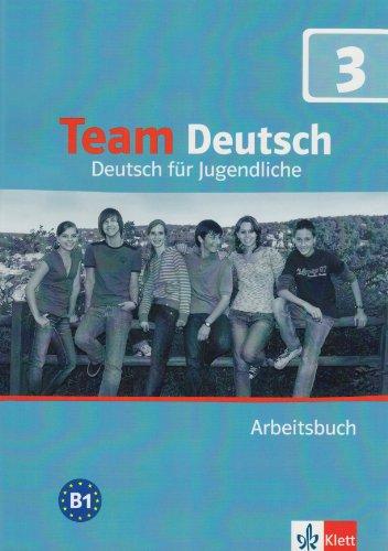 Team Deutsch 3 - pracovní sešit (D verze)