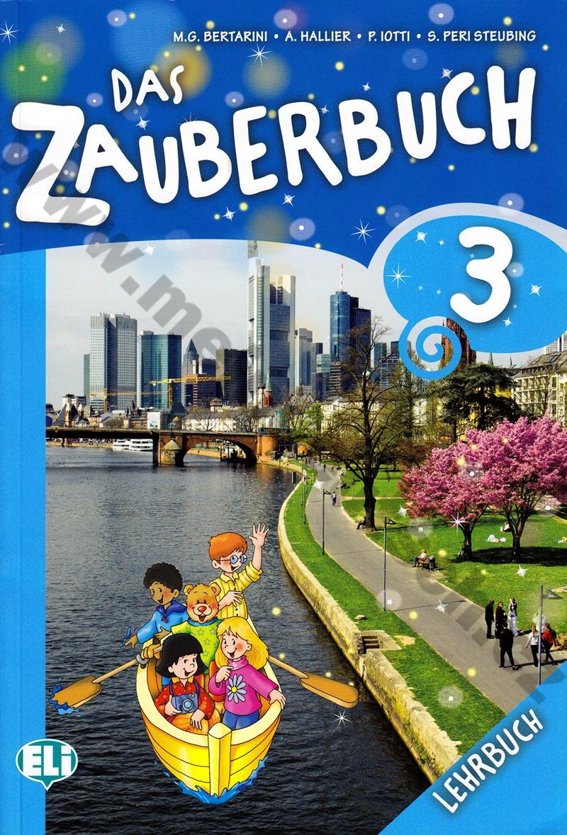 Das Zauberbuch 3 - učebnice němčiny vč. audio-CD