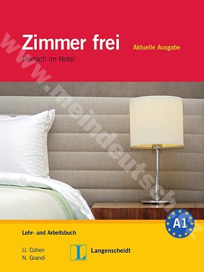 Zimmer frei Aktuelle Ausgabe - učebnice a pracovní sešit němčiny + CD