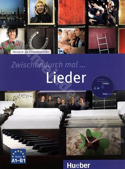 Zwischendurch mal … LIEDER - cvičebnice vč. audio-CD do výuky němčiny