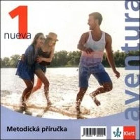 Aventura nueva 1 (A1-A2) – MP na CD